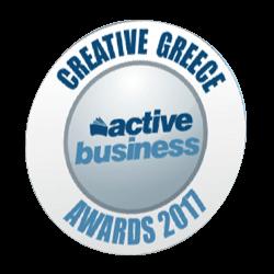 2017 - Creative Greece Awards